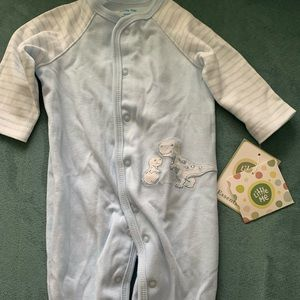 Other - Little Me Essentials pajamas and Gerber onesies